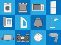 Elettrodomestici del consumatore Fotografia Stock