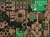 Elettronica Fotografie Stock