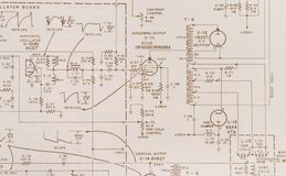 Elettronica Immagine Stock