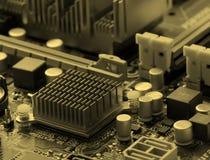 Elettronica Fotografia Stock