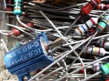 Elettronica 7 Immagini Stock