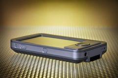 Elettronica tenuta in mano del calcolatore mobile di PDA Digitahi Fotografia Stock Libera da Diritti