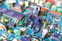 Elettronico Immagini Stock