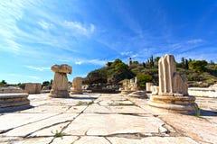 Eleusis antiguo Imágenes de archivo libres de regalías