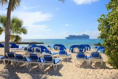 Eleuthera Bahamas imágenes de archivo libres de regalías