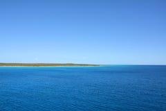 Eleuthera, Bahamas foto de archivo