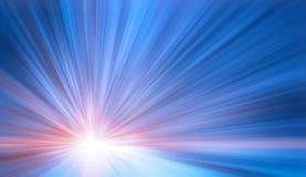A elevação acelera a velocidade executa rapidamente Foto de Stock Royalty Free