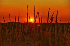 Elevação spain de Sun Imagem de Stock Royalty Free