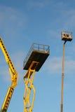 Elevador 2 da construção Foto de Stock Royalty Free