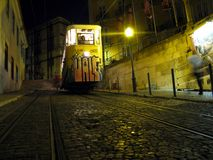 Elevador da Gloria Stock Photography