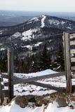 Elevador do esqui Fotos de Stock Royalty Free