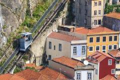 Elevador do Porto Foto de Stock
