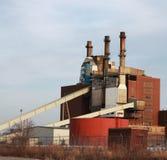 Elevador industrial Fotos de archivo