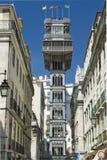 Elevador português famoso Imagens de Stock Royalty Free