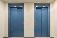 elevadores Fotografia de Stock Royalty Free