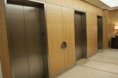 elevadores Fotografía de archivo libre de regalías