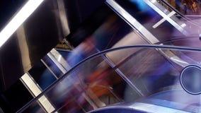 elevadores, vidro e metal filme