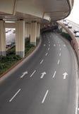 Elevated highway Stock Photo