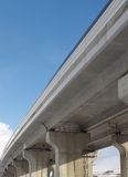 Elevated highway Stock Image