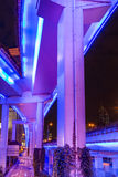 Elevated Highway Royalty Free Stock Image