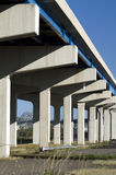 Elevated Highway or Overpass Stock Photo