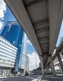 Elevated road Stock Photos