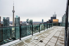 City of Toronto Royalty Free Stock Photography