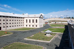 Elevated View of the Fremantle Prison Stock Photos