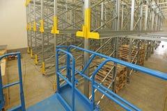 Elevating Work Platform Royalty Free Stock Photos