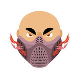 Elevation Training mask fitness. sports accessory for Athlete Royalty Free Stock Photography