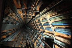 Elevator! Royalty Free Stock Photo