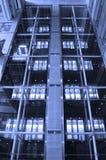 Elevator. Modern elevator in science park, Hong Kong Stock Images