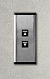 Elevator Button Royalty Free Stock Photography