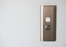 Elevator button Stock Image