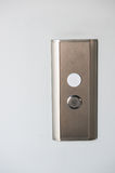 Elevator button Royalty Free Stock Photo