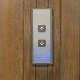 Elevator buttons Royalty Free Stock Image