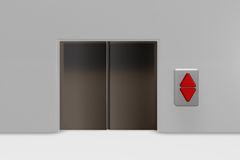Elevator Royalty Free Stock Images