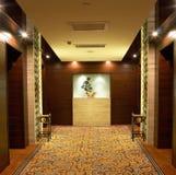 Elevator Corridor Stock Photography