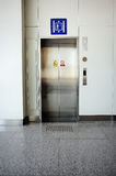 Elevator door Royalty Free Stock Images
