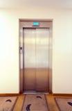 Elevator door Royalty Free Stock Images
