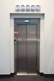 Elevator door Royalty Free Stock Image