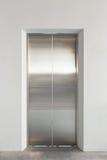 Elevator door office Royalty Free Stock Images