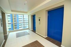 Elevator door Royalty Free Stock Photo