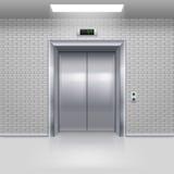Elevator Doors Stock Image