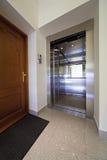 Elevator entrance Royalty Free Stock Image
