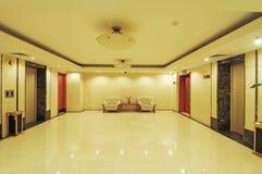 Elevator entrance Stock Images