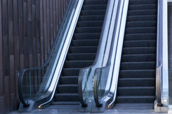 Elevator escalator Royalty Free Stock Photography