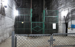 Free Elevator In A Salt Mine Stock Photography - 20417702