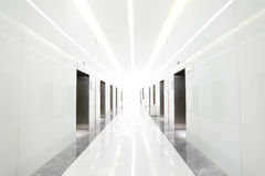 Elevator of a modern office building Stock Image