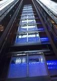 Elevator Shaft Royalty Free Stock Photo